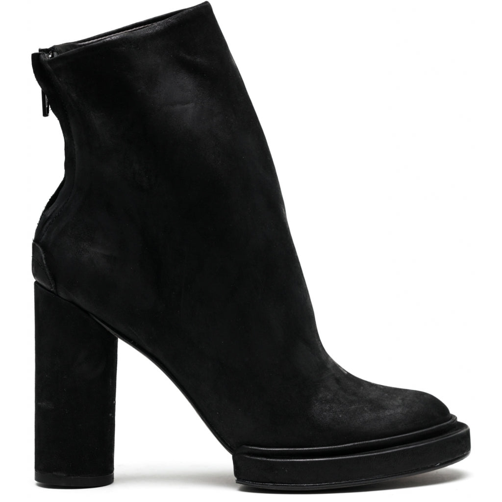 the last conspiracy ODIE mat Heel Boot 001 Black
