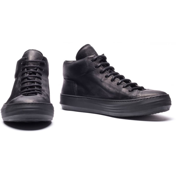 the last conspiracy RIKE mat High Top 001 Black