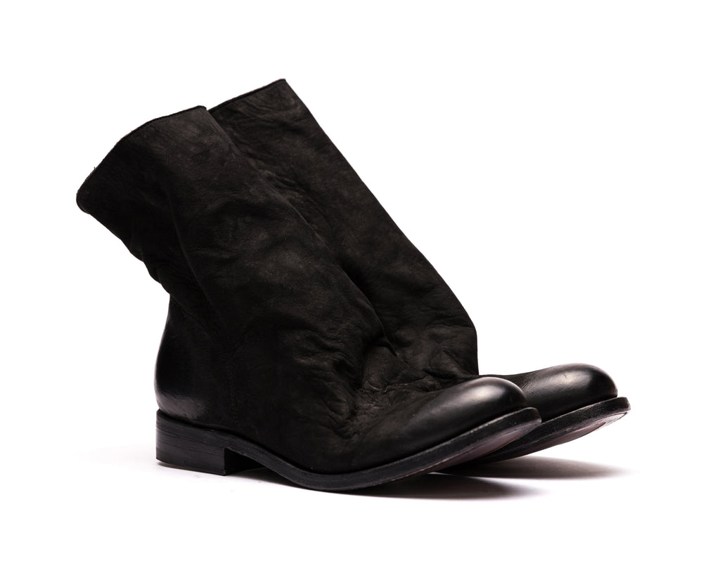 the last conspiracy SERGIA conneticut Boot 001 Black