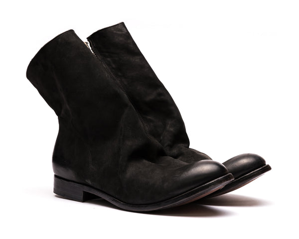 the last conspiracy SERGIO conneticut Chelsea Boot 001 Black
