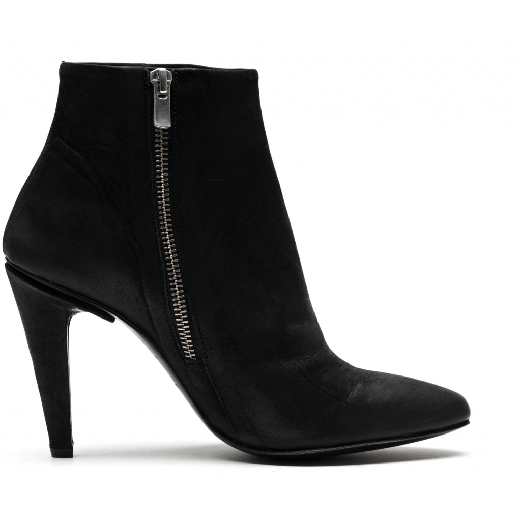 the last conspiracy SHIMA mat Heel Boot 001 Black