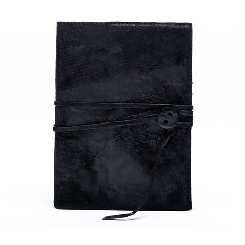 Accessories SMALL NOTEBOOK reversed Notebook 001 Black