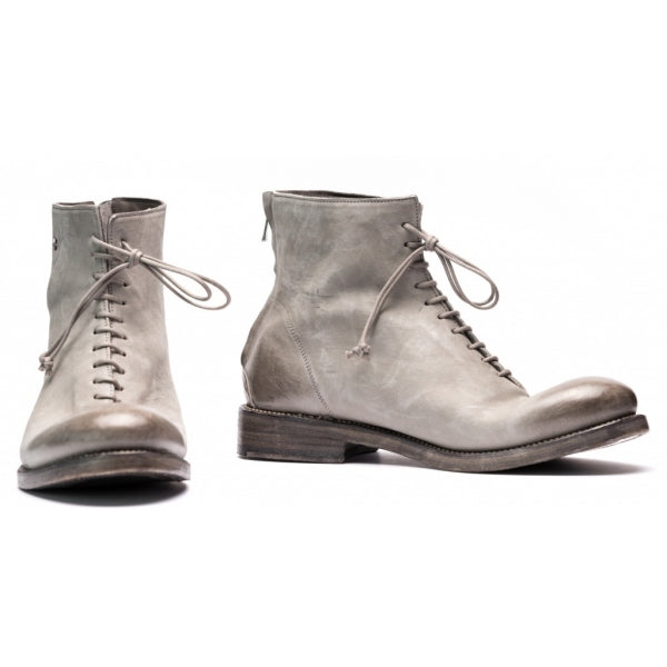 the last conspiracy SNE mat Laced Boot 086 Light Grey