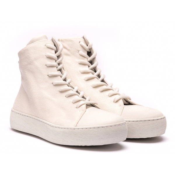 Hannes Roether x the last conspiracy SPRINT High Top Sneaker 013 Beige