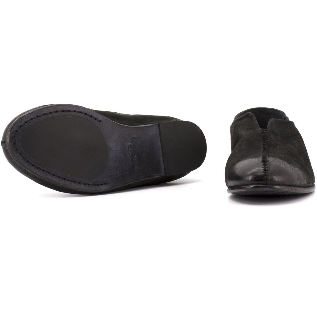 the last conspiracy TRUDI mat Loafer 001 Black