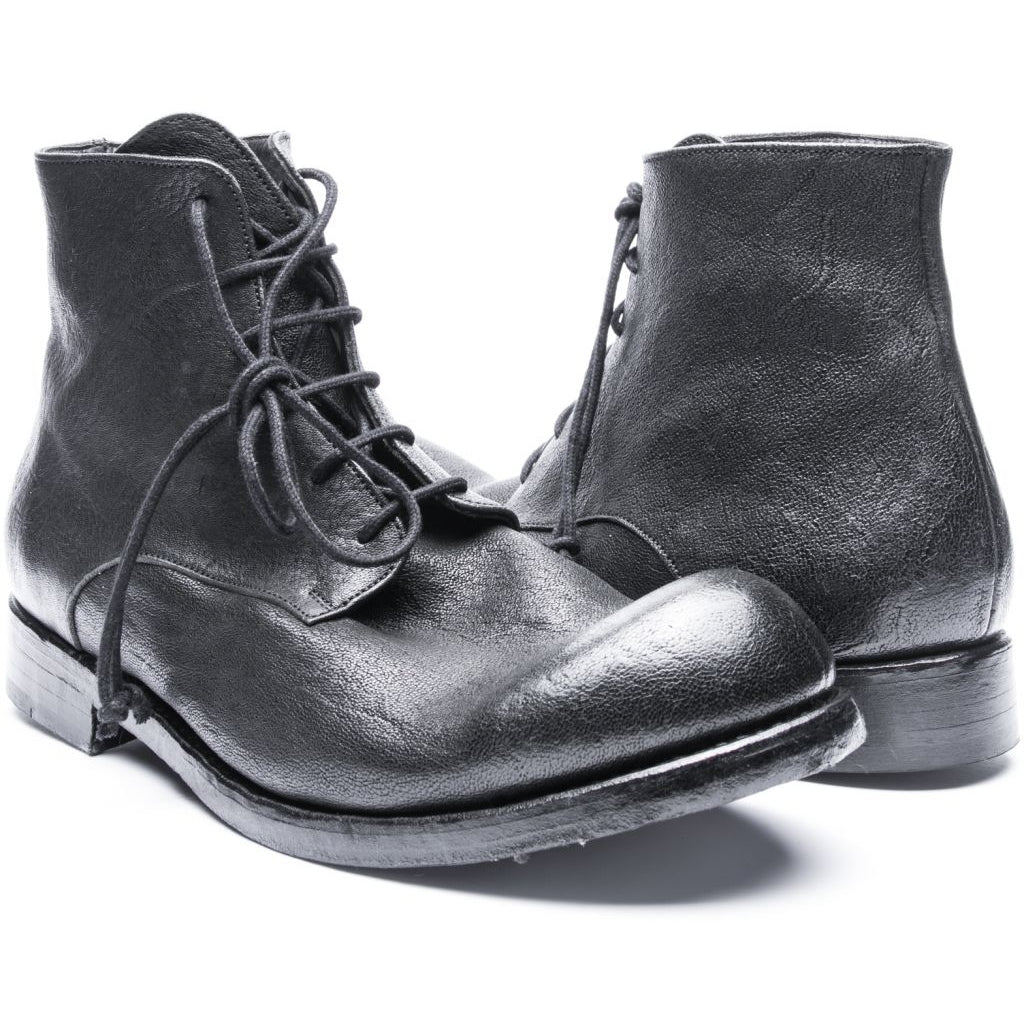 the last conspiracy ULL Laced Boot 001 Black