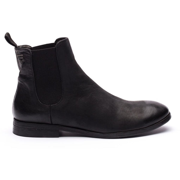 the last conspiracy VALARIA mat Chelsea Boot 001 Black