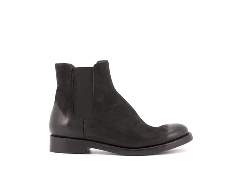 the last conspiracy WENDY mat Chelsea Boot 001 Black