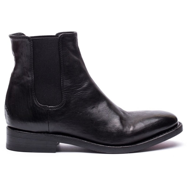 the last conspiracy WENDY soft Chelsea Boot 001 Black