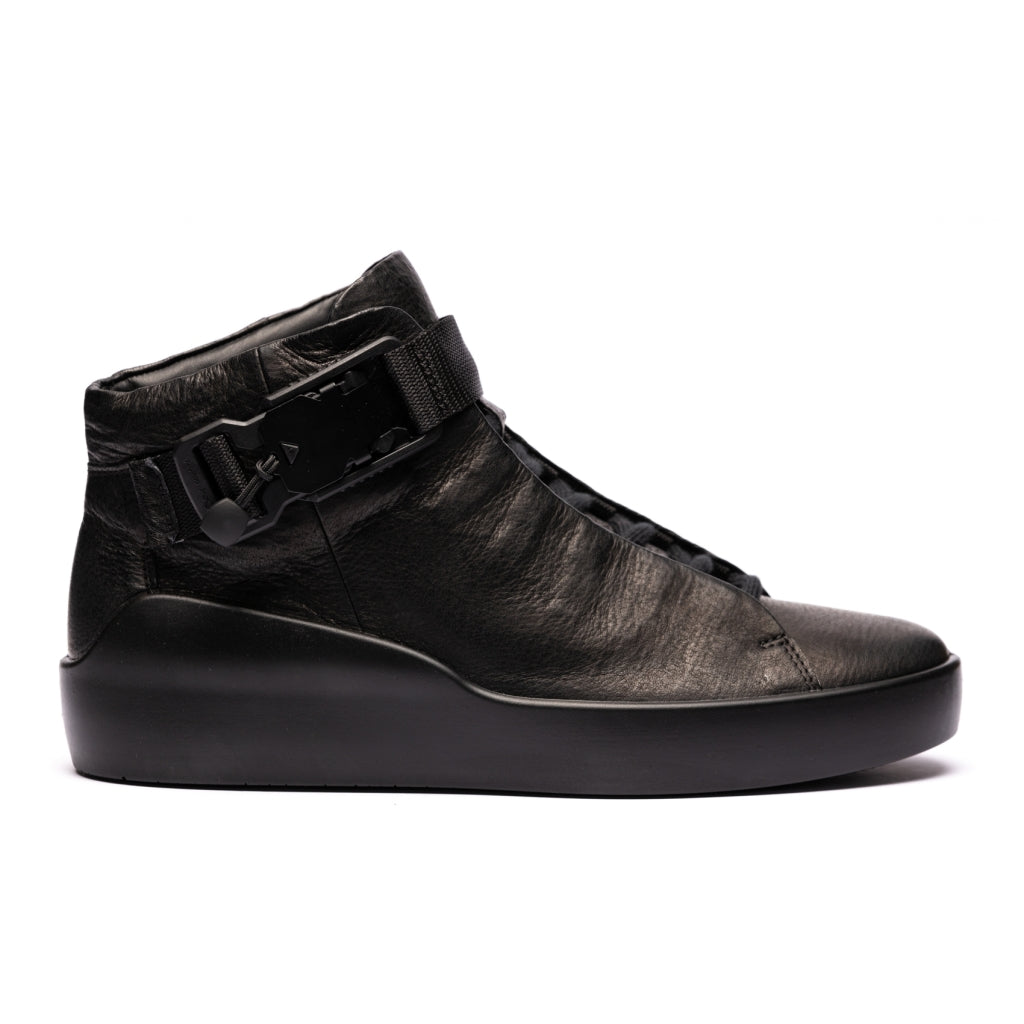 ECCO x the last conspiracy KAORI High Top Sneaker MW.1.11 black/black/black