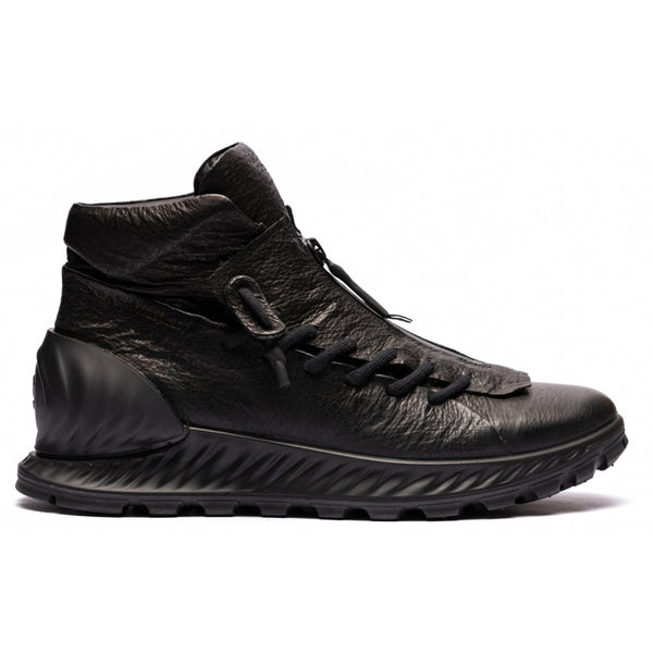 ECCO x the last conspiracy KIMURA High Top Sneaker MW.1.11 black/black/black