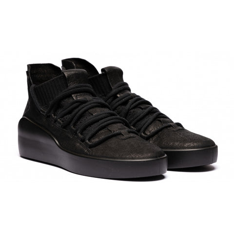 ECCO x the last conspiracy VASCO Low Top Sneaker MW.1.11 black/black/black