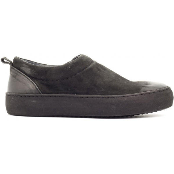 the last conspiracy TESSA mat Loafer 301 Black/buffed sole
