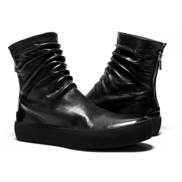 the last conspiracy FINN re waxed High Top 301 Black/buffed sole