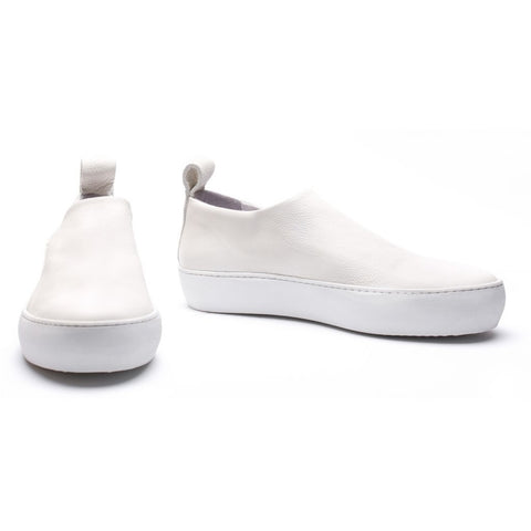 the last conspiracy GUILHERME Loafer 336 White/buffed sole