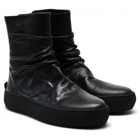 the last conspiracy FINN trento High Top Sneaker 301 Black/buffed sole