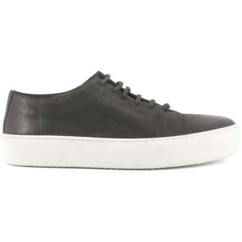 the last conspiracy ADAMO mat Low Top Sneaker 401 Black/white sole/buffed sole