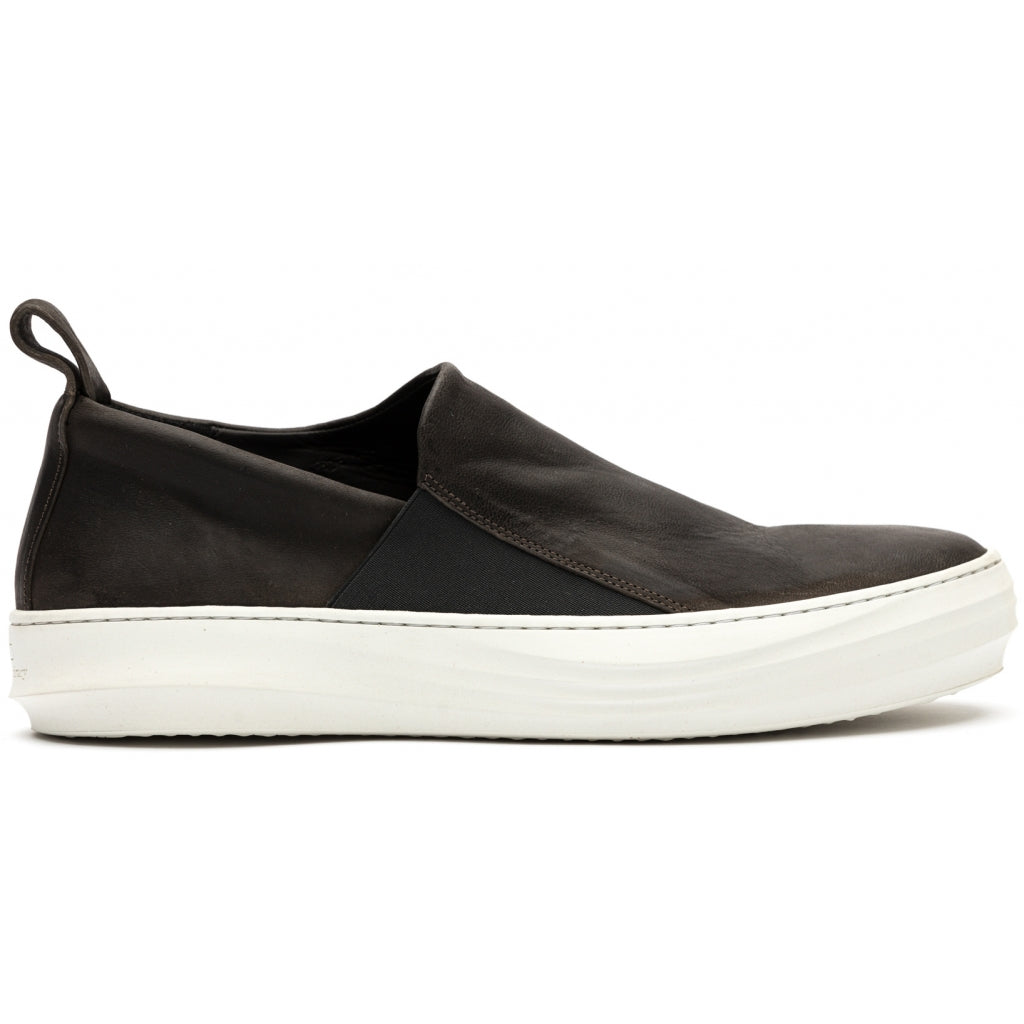 the last conspiracy GUILHERME mat Loafer 261 Charcoal/white sole