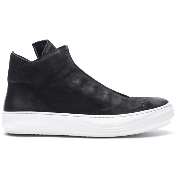 the last conspiracy RENATO mat High Top 201 Black/white sole