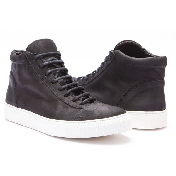 the last conspiracy JOLIE mat High Top 201 Black/white sole