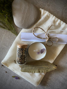Sacred Nature Ritual Kit