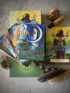 Sacred Earth Oracle Deck & Guidebook