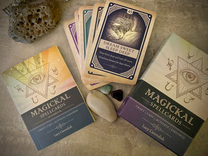 Magickal Spellcards Deck and Guidebook