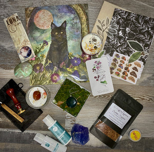 October Luna Box | Create