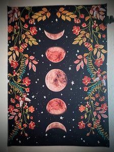 Moon Phase Alter Cloth