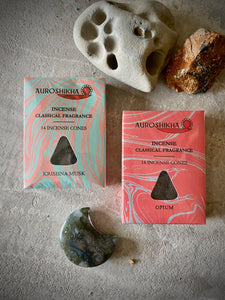 Incense Cones | 2 Pack Variety