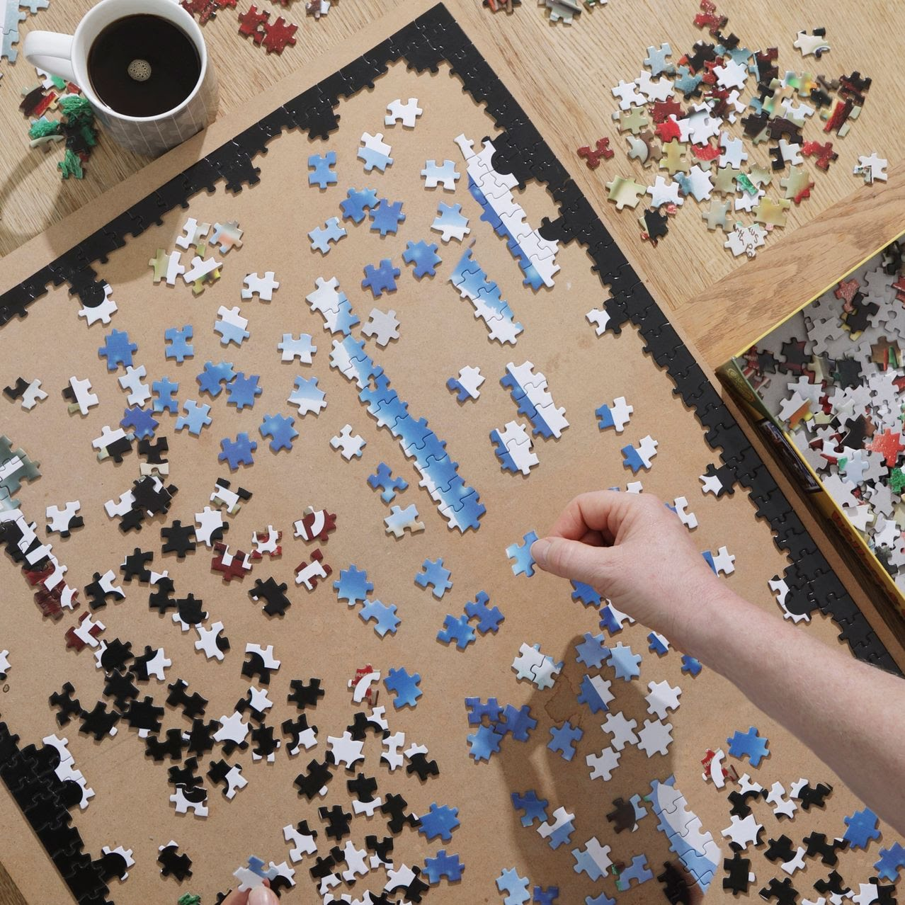 Coronavirus Means Everyone Wants Jigsaw Puzzles. Good Luck Buying One. Demand has taken off, but the world's largest maker finds itself with fewer ways to get puzzles to puzzlers By Michael M. Phillips