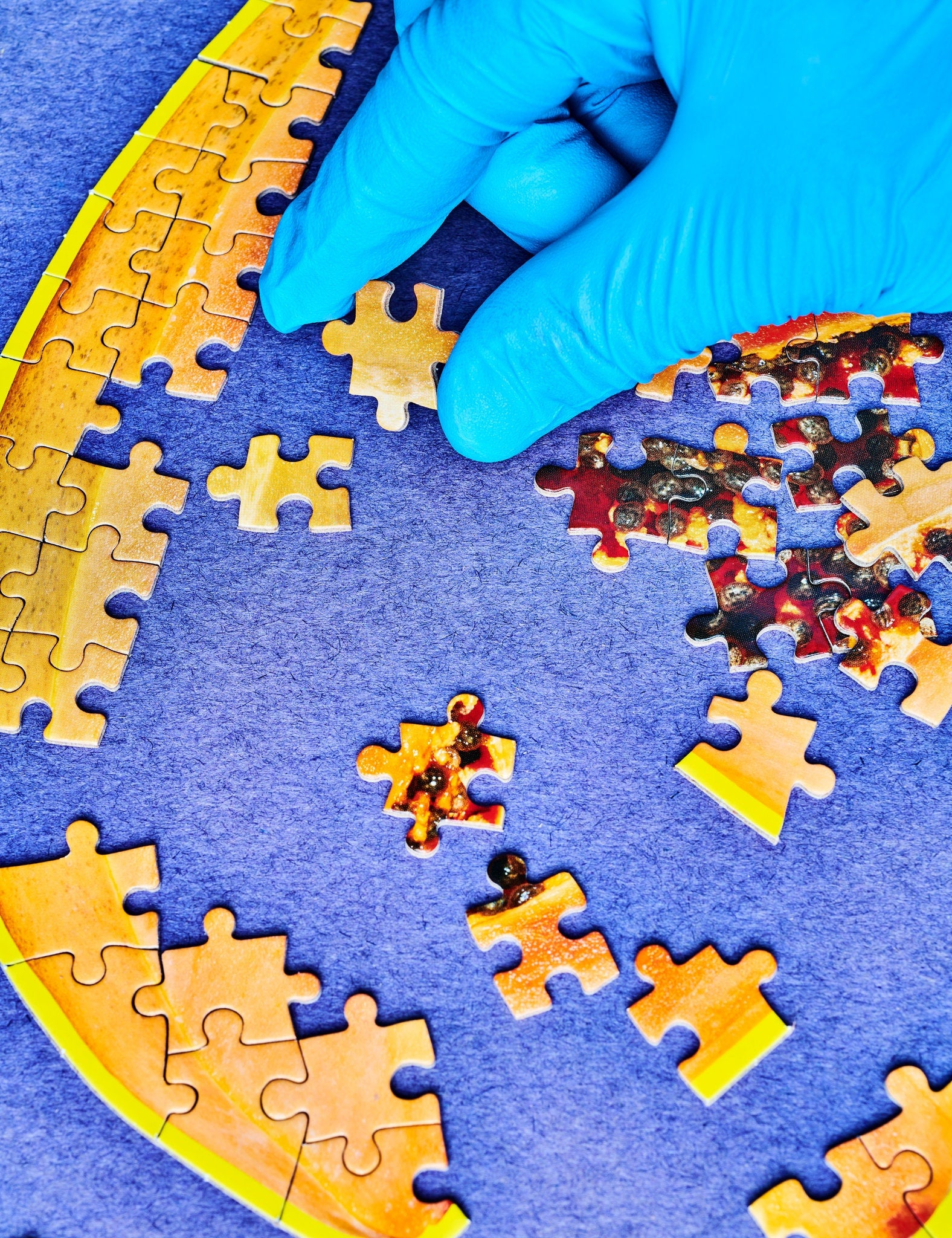 Here's How Those Hot Jigsaw Puzzles Are Made  The coronavirus has sent businesses racing as demand surges past levels seen at Christmas.  By Amie Tsang