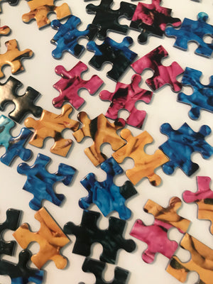 Artist Spencer Tunick Puzzle: Unlimited Collector Edition Jigsaw Puzzle