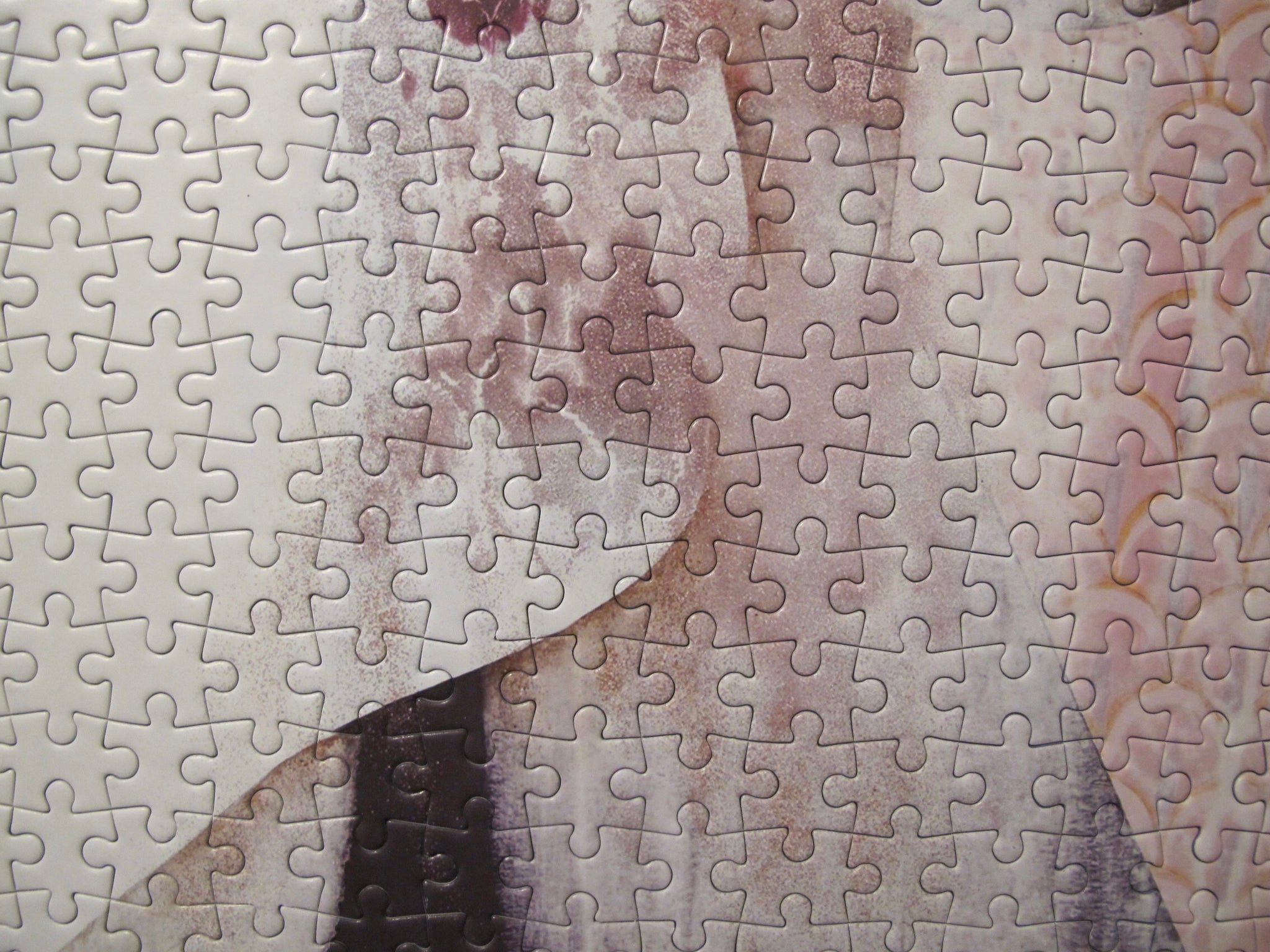 Artist Carrie Moyer Puzzle: Unlimited Collector Edition Jigsaw Puzzle