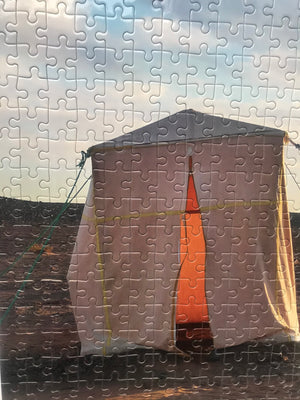 Artist Stephen Posen Collector Edition Jigsaw Puzzle