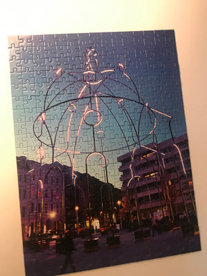 Artist Juan Garaizabal Collector Edition Jigsaw Puzzle
