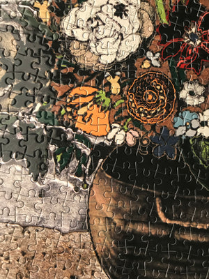 Artist Matthew Day Jackson Puzzle: Unlimited Collector Edition