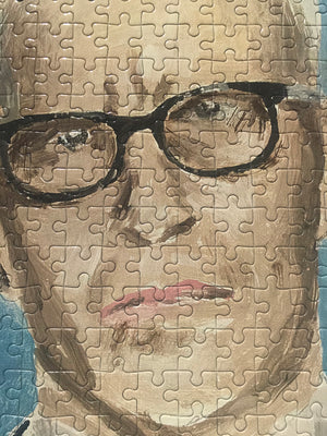 Artist Richard Storms Jisgaw Puzzle