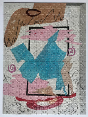 Artist Carolin Eidner Collector Edition JIgsaw Puzzle