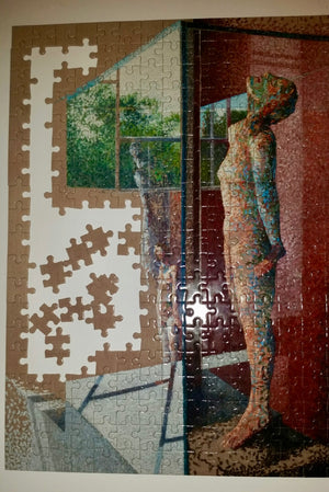 Artist Kiley Ames Collector Edition Jigsaw Puzzle