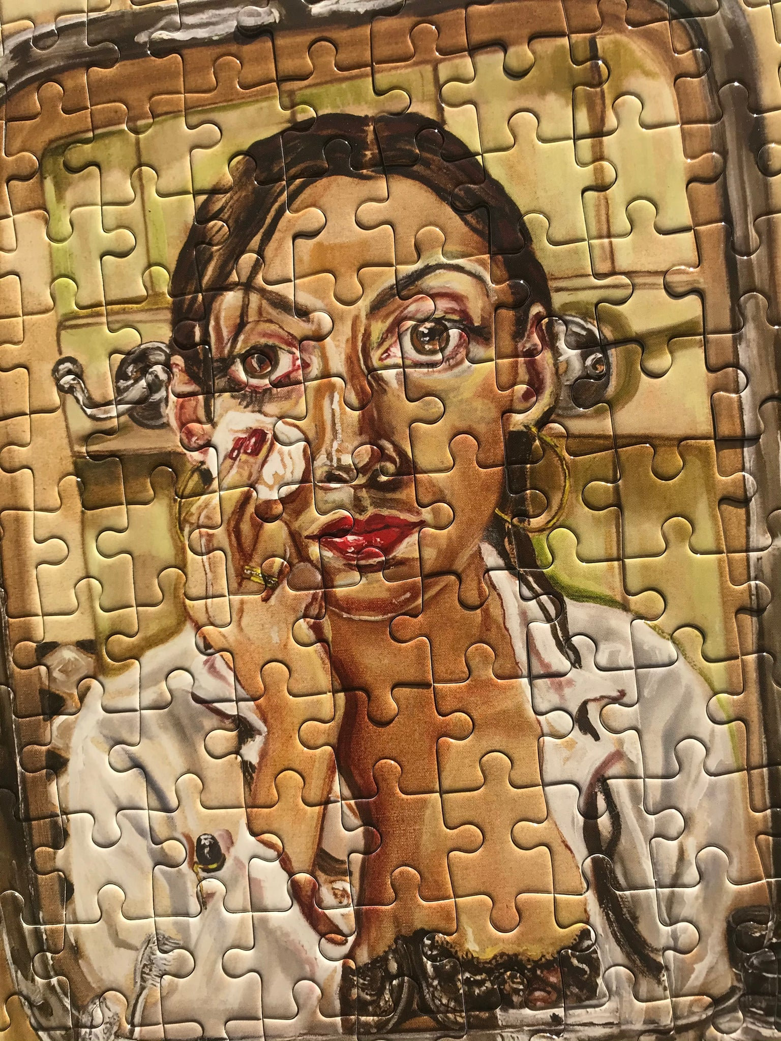Artist Anh Duong Jigsaw Puzzle