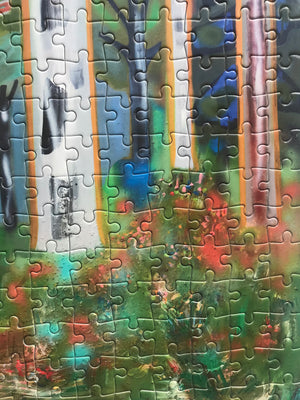 Artist Jennifer Coates Collector Edition  Jigsaw Puzzle