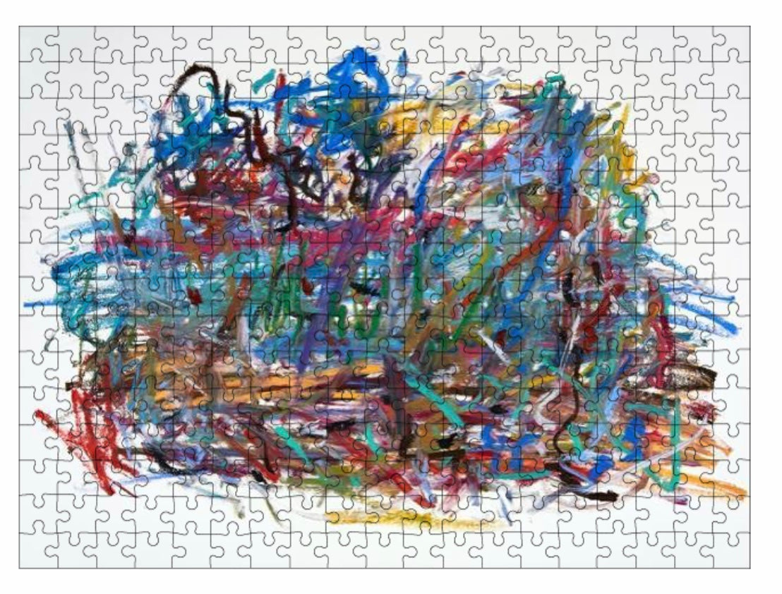 Artist Peter Wise Jigsaw Puzzle
