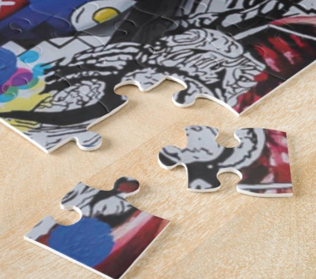Artist Philip Colbert Puzzle: Unlimited Collector Edition