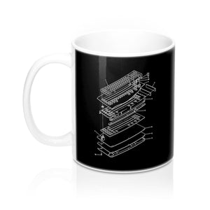 Patent Diagram Mug
