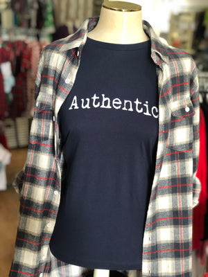AUTHENTIC Short Sleeve