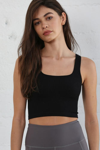 Isabel Seamless Tank Cami - Modern Romance Boutique