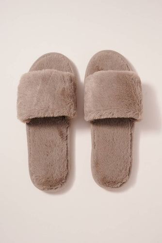 Furry Slippers - Modern Romance Boutique