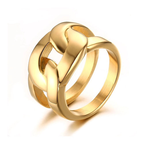 Modern Romance Boutique - Mika Chain Ring