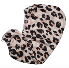 Load image into Gallery viewer, KITSCH Microfiber Hair Towel - Leopard